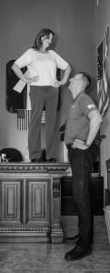 World's Tallest Chiropractor Dr. Torsten Stein